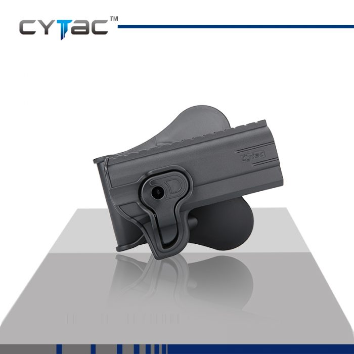 "MOLLE Holster for Colt 1911-4"" Pro/Compact 